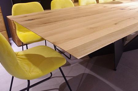 Stół dębowy loftowy