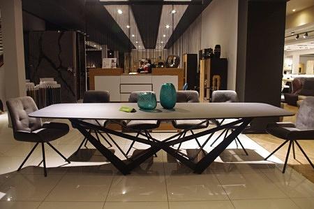 Stół magnat duży loftowy spiek