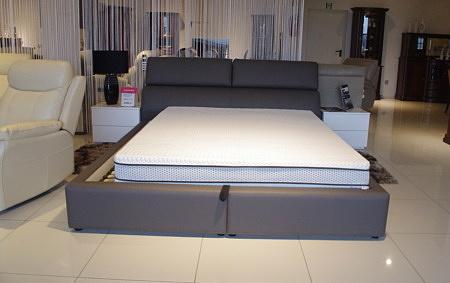 Genesis łózko do sypialni tapicerowane
