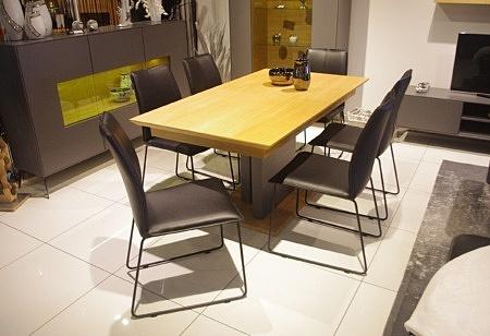 Krzesło loftowe metalowe nogi
