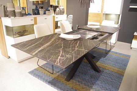 Nowy stół od ręki