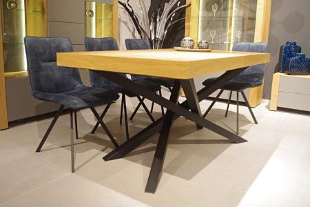 Stół A14 rozkładany dębowy