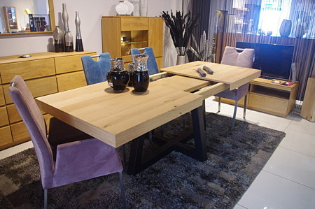 Stół a15 do salonu industrialny