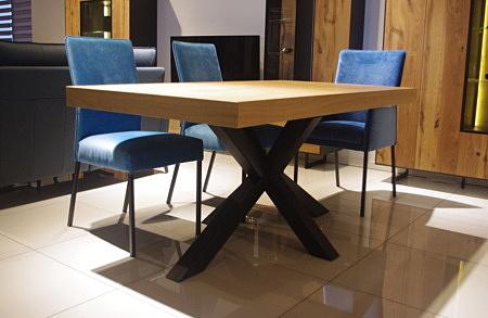 Stół A16 160 90 cm rozkładany