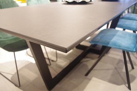 Stół spiek na szkle laminam TC MEBLE