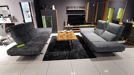 Zestaw mebli wypoczynkowych cleo do nowoczesnego salonu