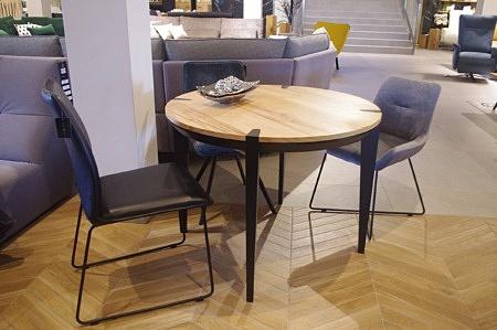 Stół rozsuwany okrągłu